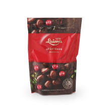 Dzērvenes tumšajā šokolādē Laima 140g