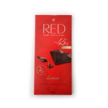 Tumšā šokolāde Red 100g