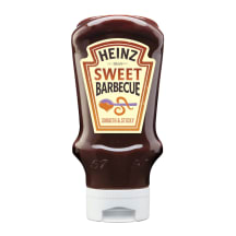Kaste magus BBQ Heinz 500g/400ml