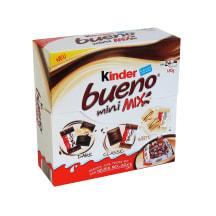 Šokolaadivahvlid Kinder Bueno Mix 136g