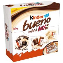Saldainiai KINDER BUENO MINI MIX, 130g