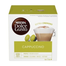 Kohvikapslid Cappuccino Dolce Gusto 16tk