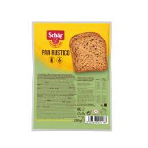 Duona be glitimo PAN RUSTICO, 250 g