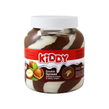 Šokolādes riekstu krēms Kiddy Duo 700gr