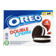 Sausainiai OREO DOUBLE, 170 g