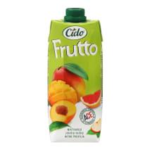 Įv. vaisių gaiv. gėrimas CIDO FRUTTO, 0,47l