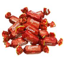 LAIMA šokoladiniai saldainiai LAIME, 1kg
