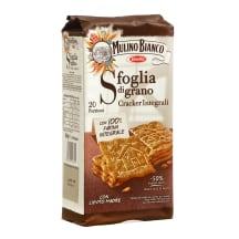 Traškūs pilno grūdo sausainiai BARILLA, 500 g
