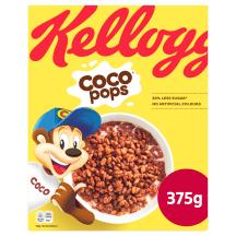 Brokastu pārslas Kellogg's Coco Pops 375g