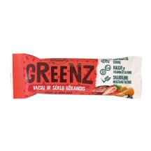 Užkandis su kalciu ir vitaminu D GREENZ, 31g