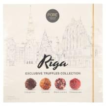 Šokolādes trifeļu Pure Rīga kolekcija 135g