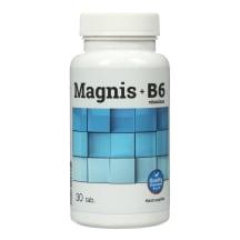 Maisto papildas Magnis+vitaminas B6 N30 tab.