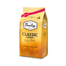 Kavos pupelės PAULIG CLASSIC CREMA, 1kg