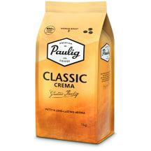 Kafijas pupiņas Paulig Classic Crema 1kg