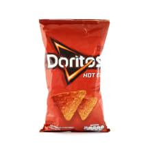 Tortiljakrõpsud Hot Corn Doritos 100g