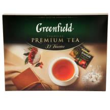 Teede kinkekomplekt Greenfield 120x1g