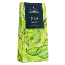 ŠVELNI ŽALIOJI lapelių arbata, 70g