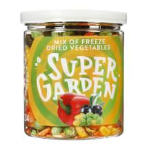 Šaltyje dž. daržovių mišinys SUPERGARDEN, 34g