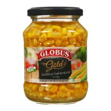 Konservuoti saldieji kukurūzai GLOBUS, 330g