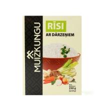 Rīsi Muižkungu ar dārzeņiem 250g