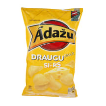 Čipsi Ādažu siera 210g