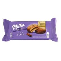 Sausainiai MILKA CHOCO & CHOCO, 150g