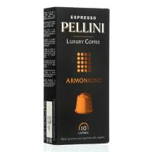 Kav. kapsulės PELLINI ARMONIOSO, 10 vnt., 50g