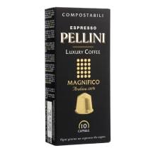 Kavos kapsulės PELLINI MAGNIFICO, 50 g