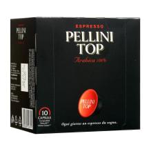 Kavos kapsulės PELLINI TOP, 10 vnt., 75g