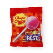 Ledenes maisiņā Chupa Chups The Best of 120g