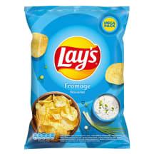 Grietinės skon. bulvių traškučiai LAY'S, 215g