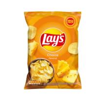 Kartulikrõpsud juustumaitselised Lay`s 215g