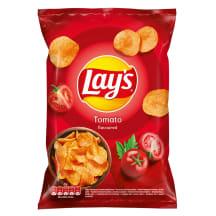 Pomidorų sk. bulvių traškučiai LAY'S, 140g