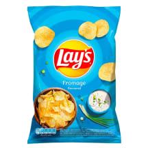 Grietinės sk. bulvių traškučiai LAY'S, 140g