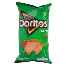 Tortiljakrõpsud Taco maits. Doritos 100g