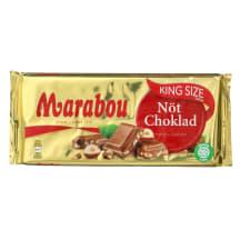 Piimašokolaad sarapuupähklitega Marabou 250g