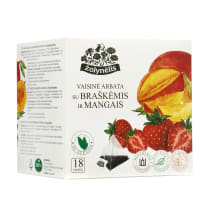 Vaisinė arbata brašk.mang., ŽOLYNĖLIS, 27 g