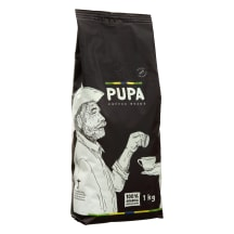 Kavos pupelės PUPA, 1 kg