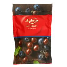 Mėlynės tamsiame šokolade LAIMA, 140 g