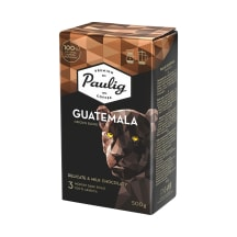 Kohv jahvatatud Paulig Guatemala 500g
