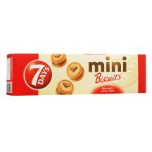Sausainiai su kakavos įd., 7 DAYS MINI, 100 g