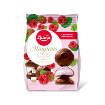Zefīrs šokolādē Maigums aveņu 200g