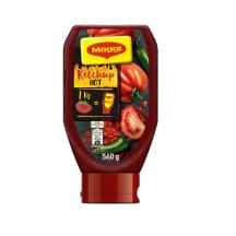 Aštrus kečupas MAGGI, 560g