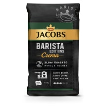 Kohvioad Barista Crema Jacobs 1kg