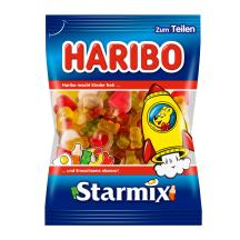 Želė saldainiai HARIBO STARMIX, 200 g