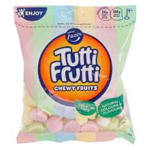 Kummikommid Chewy Fruits Tutti Frutti 150g