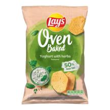 Čipsi Lay's Oven Baked jogur.zaļumu gar.125g
