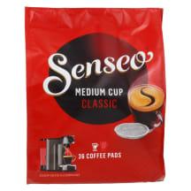 Kohvipadjad keskm. röst. Senseo Classic 36tk