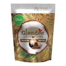 Kookoslaastud röstitud kohviga 40g