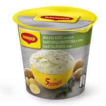 Bulvių košė su krapais MAGGI 5 MINUTES, 50g